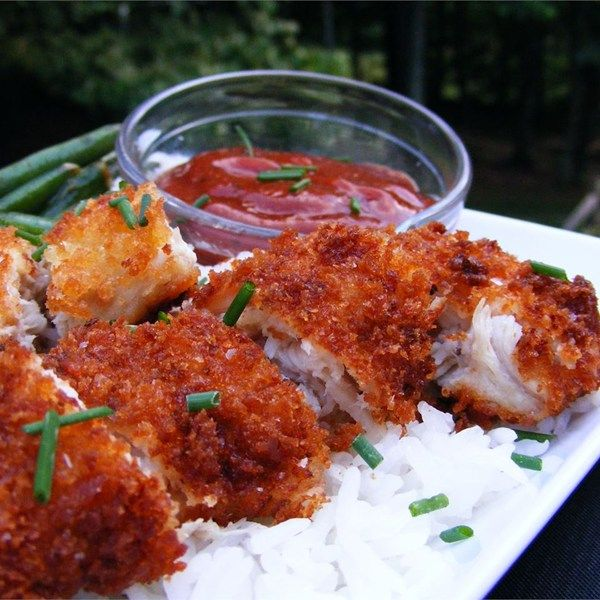 Chicken Katsu Recipe Katsu Recipes Chicken Katsu Recipes Poultry Recipes