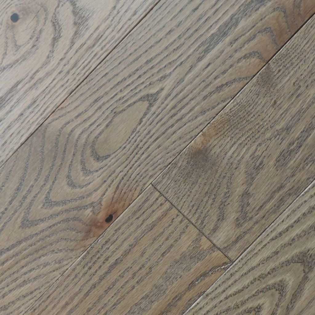 Red Oak Driftwood 4 3 Country Grade Matte Finish