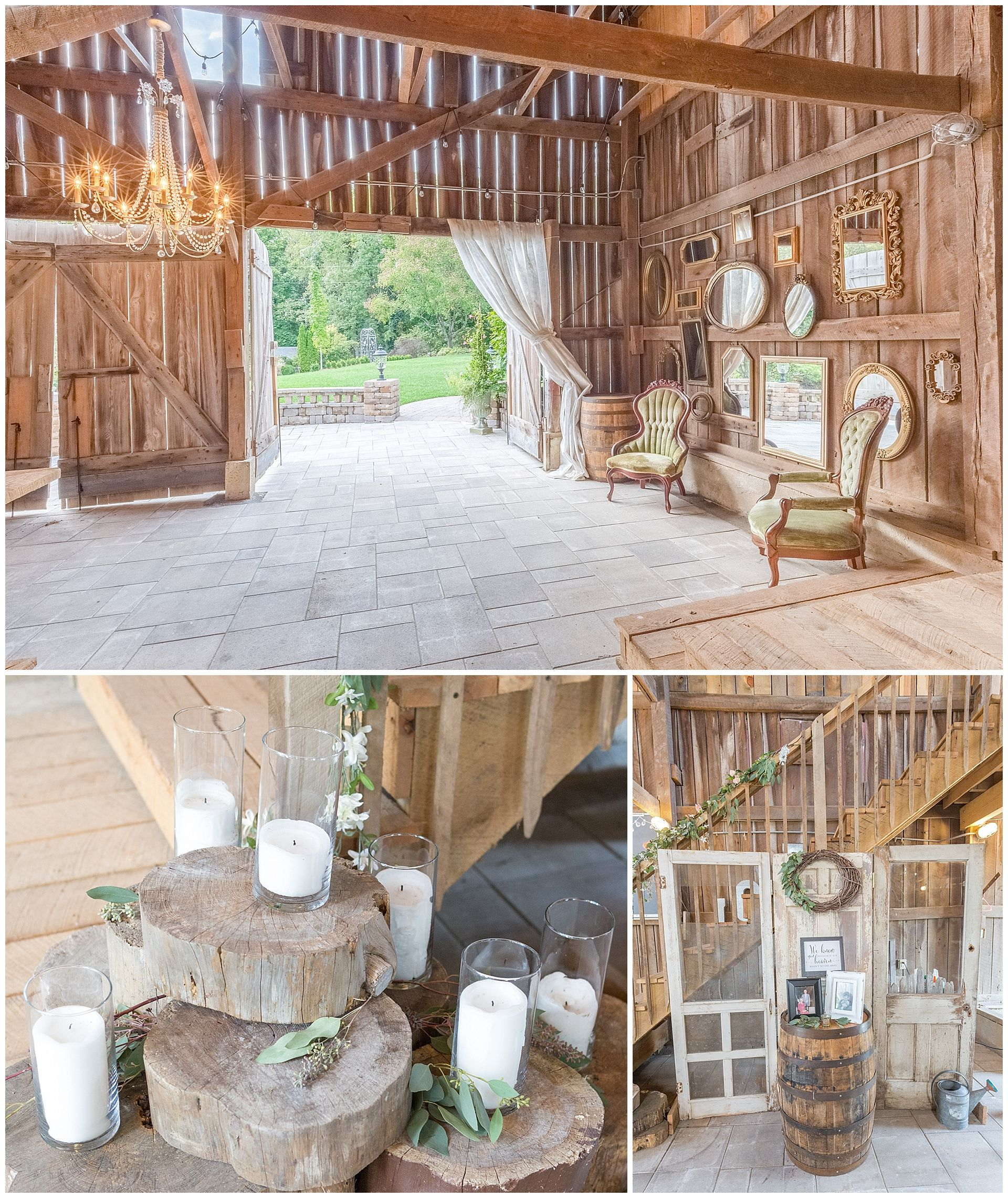 The Barn At Springhouse Gardens Is A Rustic Wedding Venue Located In Nicholasville Ky Have Your Ceremony Reception Midst Of Lush
