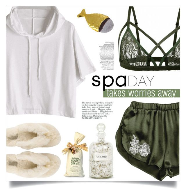 Home Spa Day\