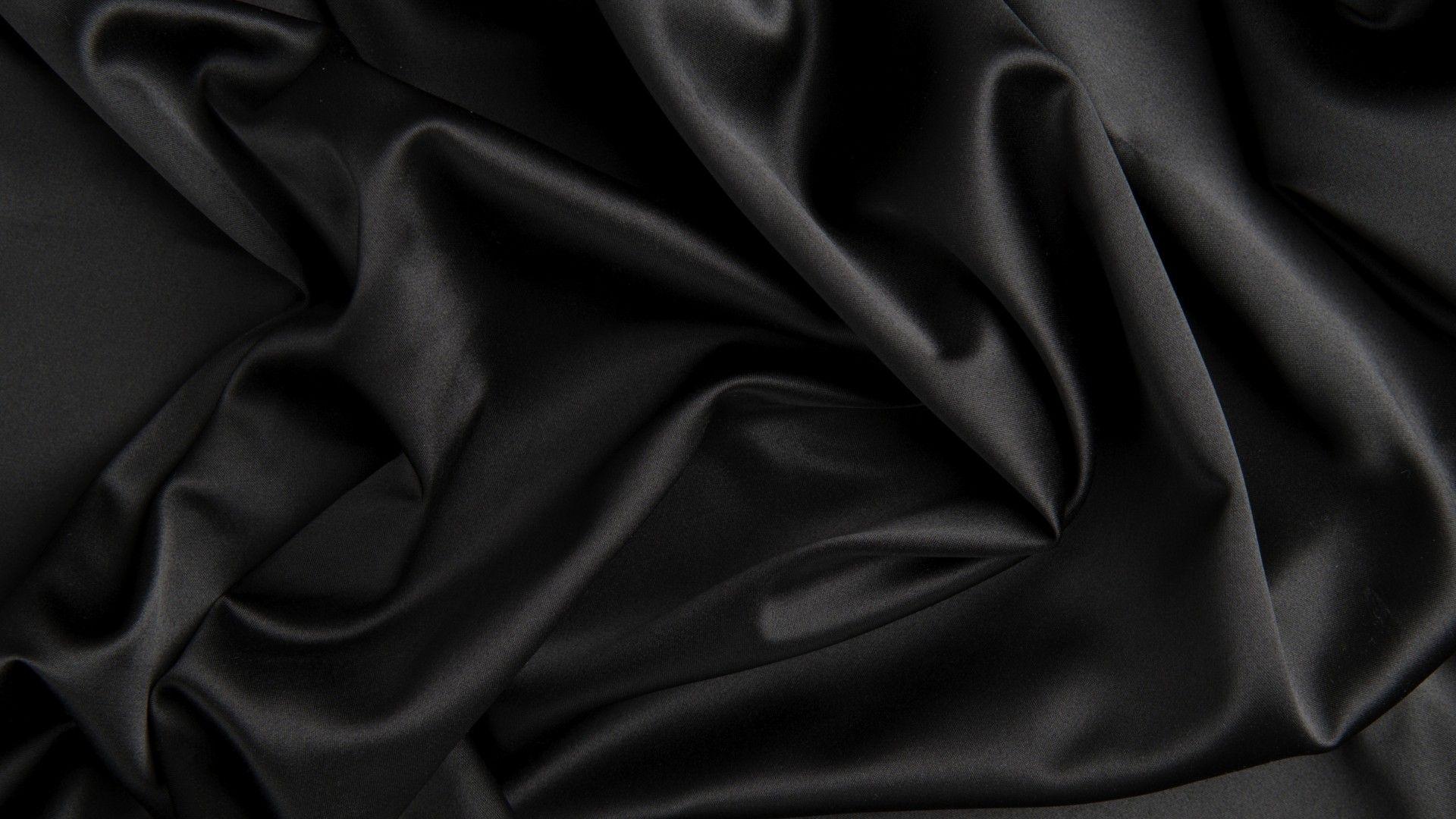 Pin By Samantha Keller On Background Factory Silk Satin Fabric Black Silk Silk Fabric