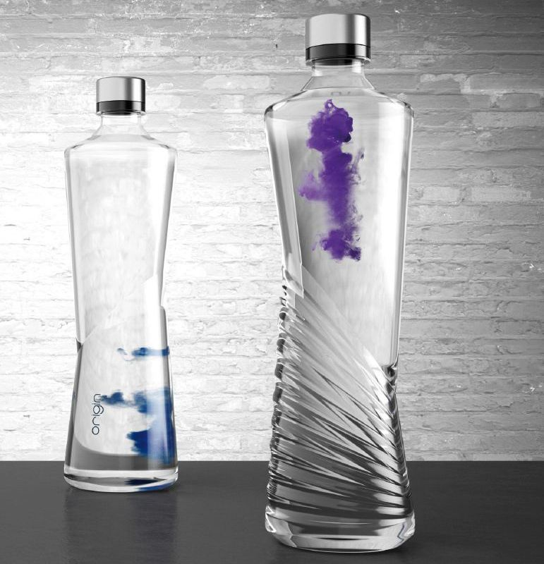 Origin Genesis Are The Two New Pet Bottles Developed By The