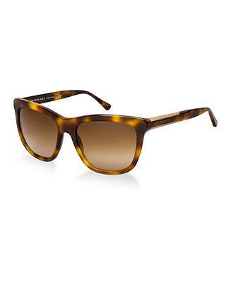 Burberry Sunglasses, BE4130 - Sunglasses by Sunglass Hut - Handbags  Accessories - Macy's