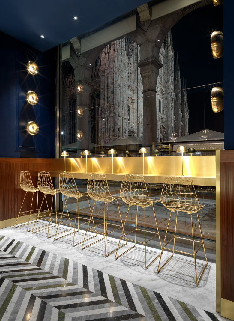 View full picture gallery of motta milano 1928 bar for Designer a milano