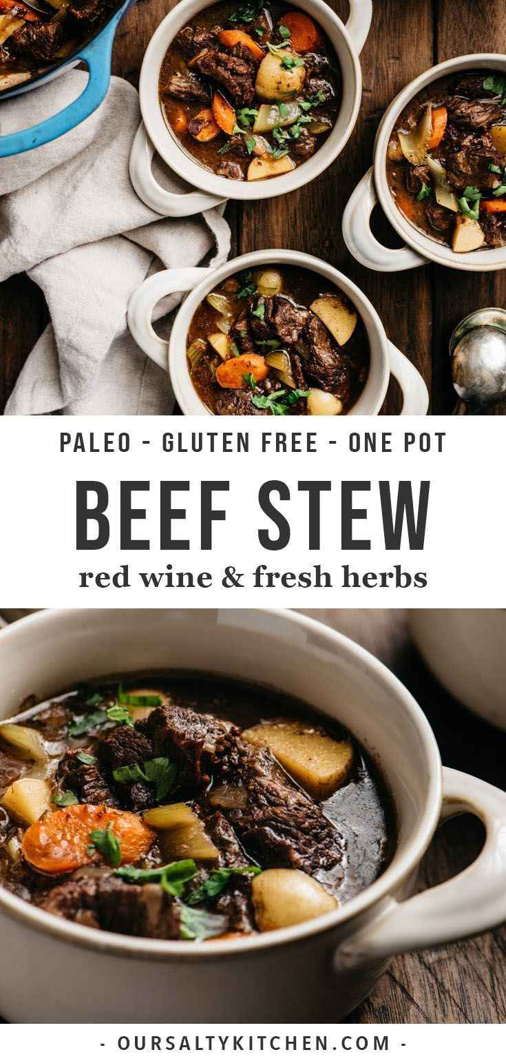 Red Wine Beef Stew images