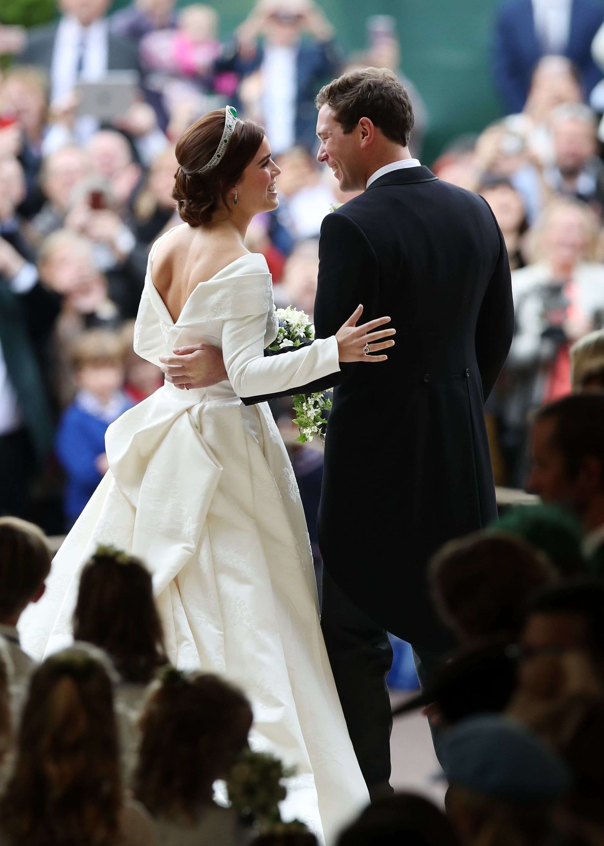 Look Back At Every Photo From Princess Eugenie And Jack Brooksbank S Wedding Eugenie Wedding Princess Eugenie Princess Wedding [ 2868 x 2048 Pixel ]
