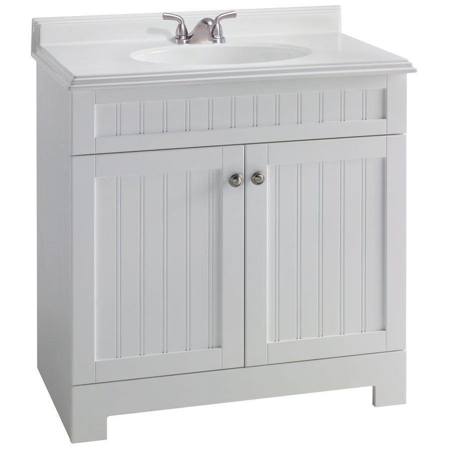 Since The Ikea Vanity Won T Work Side Plumbing Style