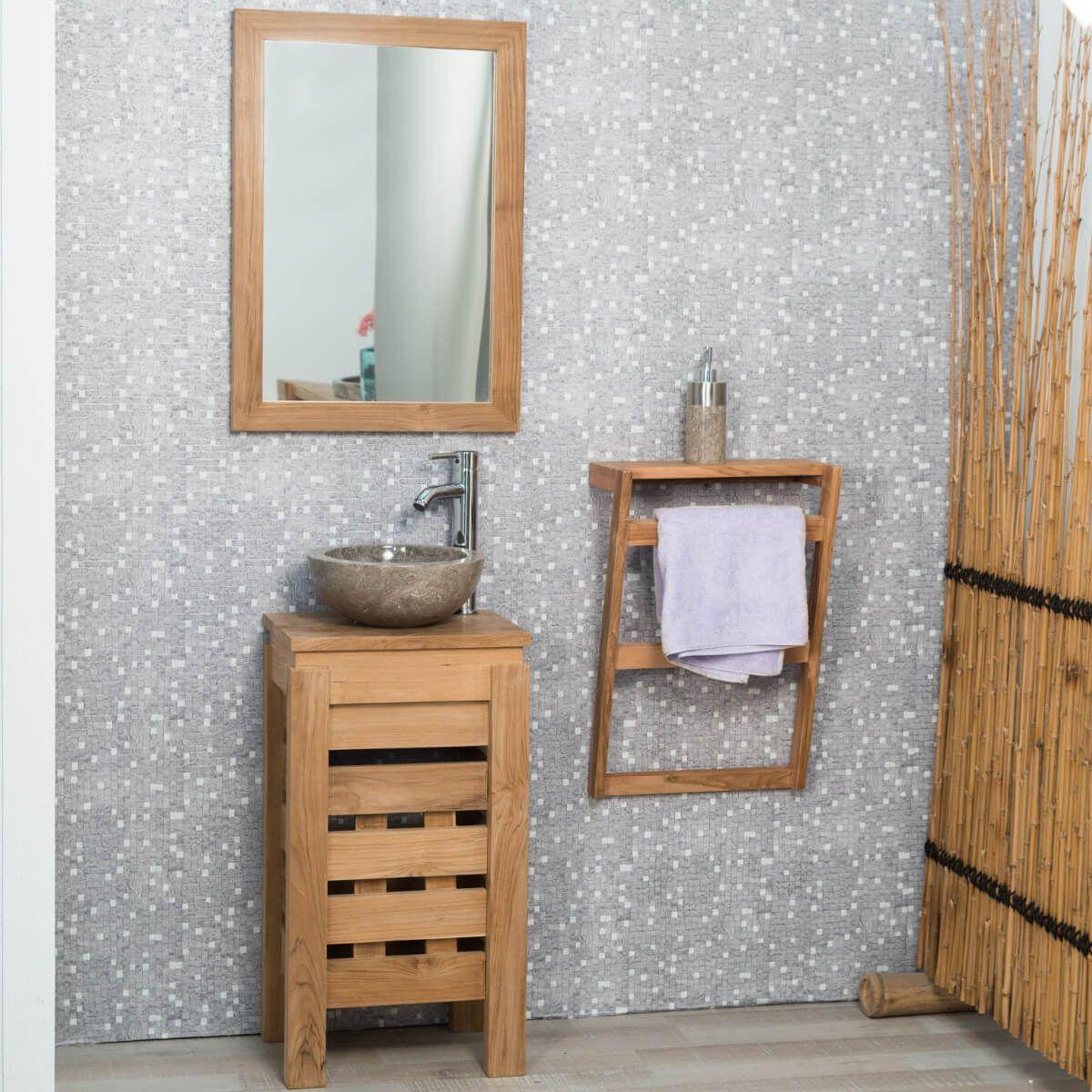 petit meuble salle de bain wc