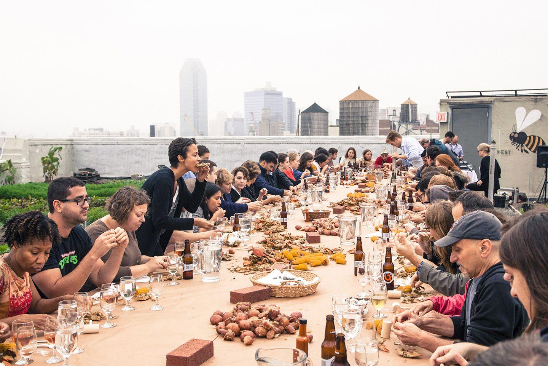 A farm to farmtable dinner city restaurants long island