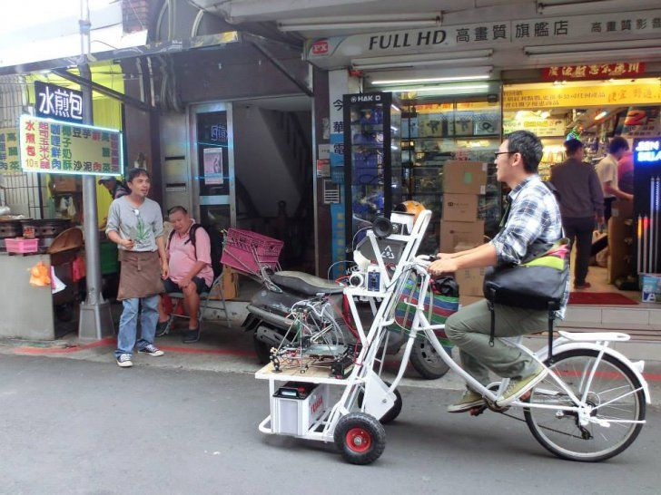 Bringing 3D Printing to the Streets of Taipei