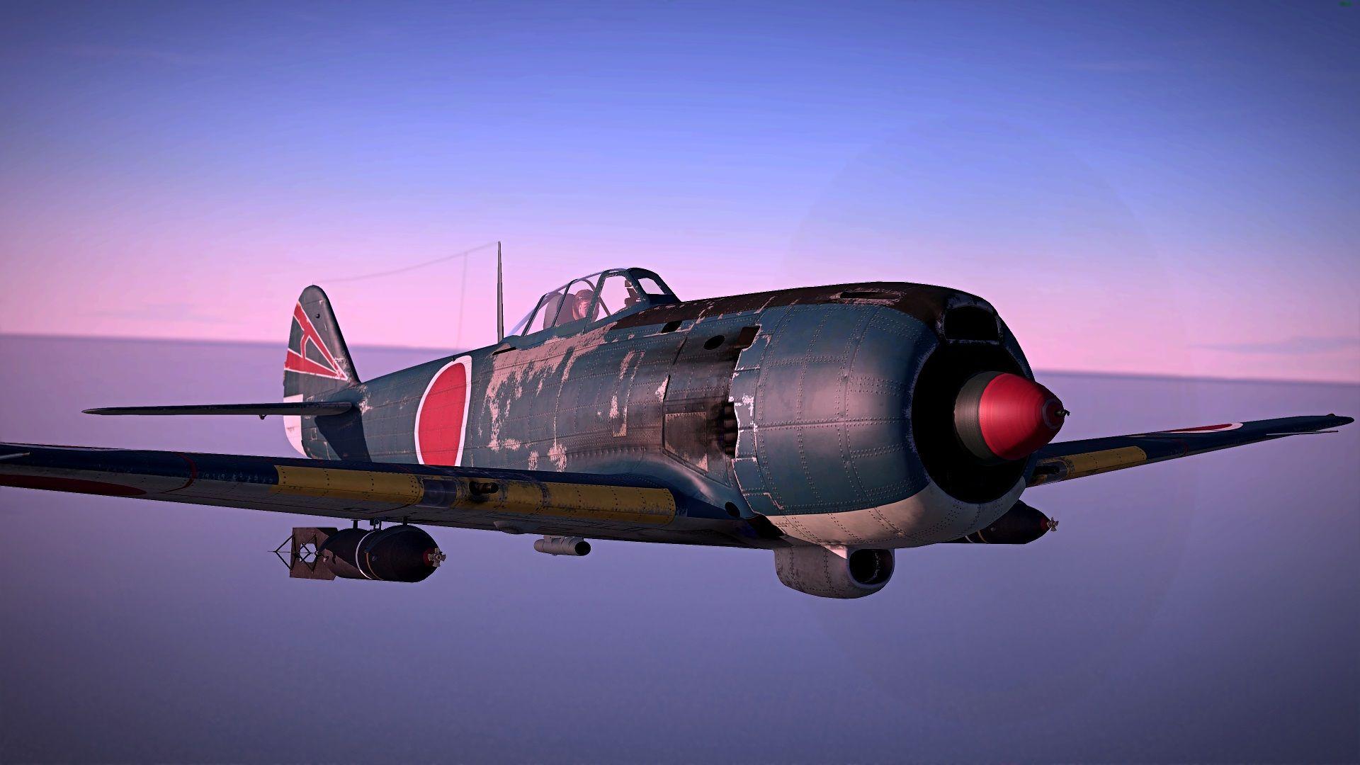 Nakajima 戦闘機 ゼロ戦 陸軍