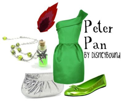 I will one day wear this exact outfit and my life would be fulfilled.  Peter Pan is my hero