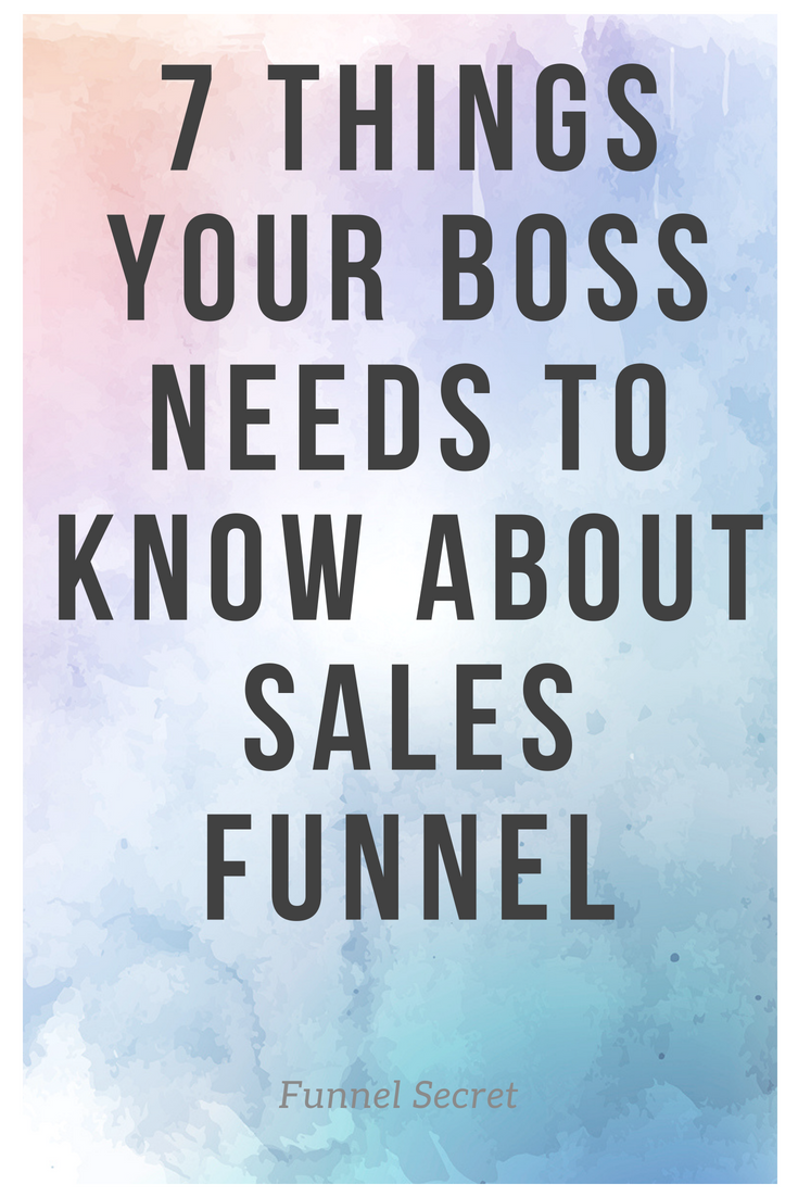 5 Simple Techniques For Automated Sales Funnel Creator
