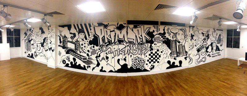 office graffiti wall. Company Office Graffiti Http://streets-united.com/blog/professional Wall Pinterest