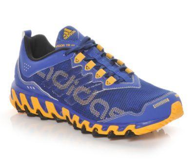 Men's Adidas Vigor TR 4 Blue/Yellow/Blk