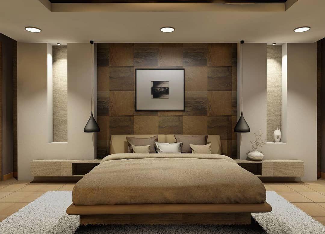 Bedroom ديكورات أرابيا ديكورات جبس لأسقف وحوائط غرف النوم والمعيشة أفضل ديكورات الجبس ديكو Luxurious Bedrooms Modern Master Bedroom Design Bedroom Bed Design