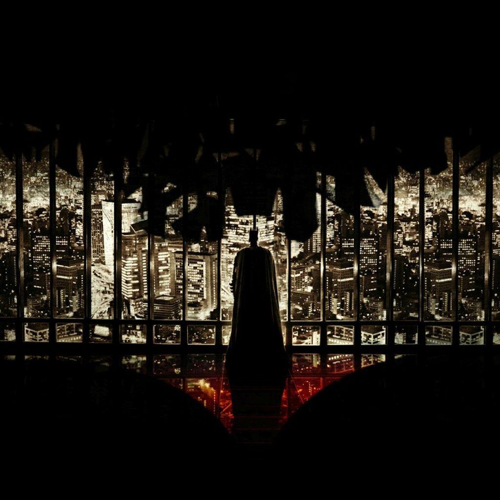 Gotham City Batman IPad Wallpaper