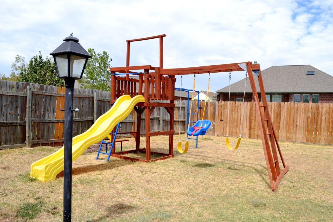20 Swingset Improvement Rental House Just For Amaya
