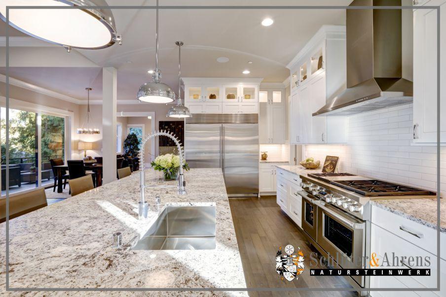 Küchentraum küchentraum aus antartica white natürlichkeit wärme und