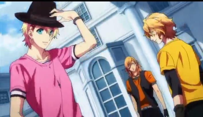 Syo, Ren and Natsuki - Opening