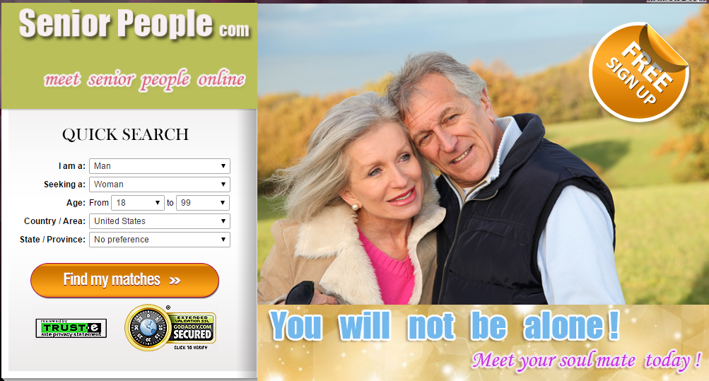 Free senior dating sites in usa