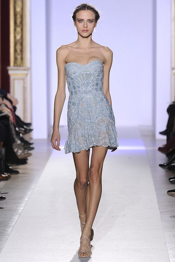 Zuhair Murad Spring Couture 2013   Beauty Is Diverse ™
