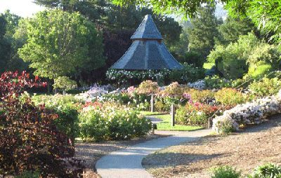 The Gardens At Heather Farm Is Dedicated To Inspiring And
