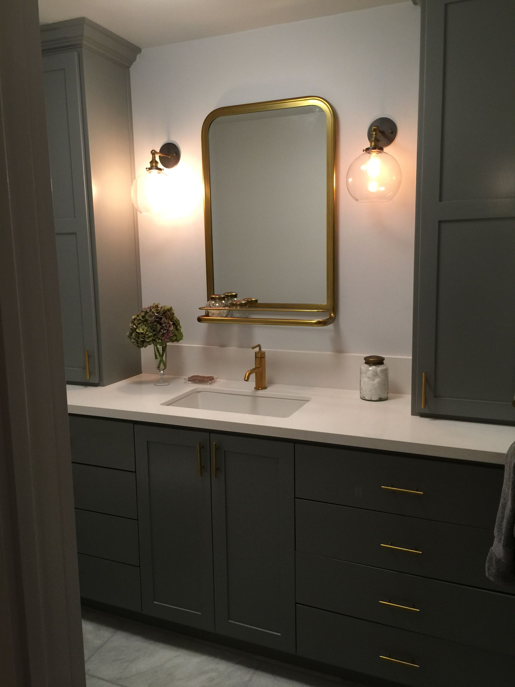 Best Master Bath Cabinets Farrow And Ball Manor House Grey 400 x 300