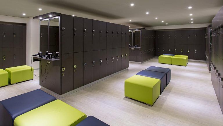 Gym lockers changing room lockers sports lockers in