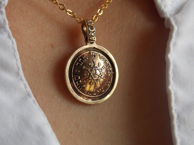 Shema israel bracelet israel bible jewish hebrew prayer kabbalah shma - Shema Israel Pendant 9k Gold Solid Currency Decorated Two Sides Woman Of Valor On
