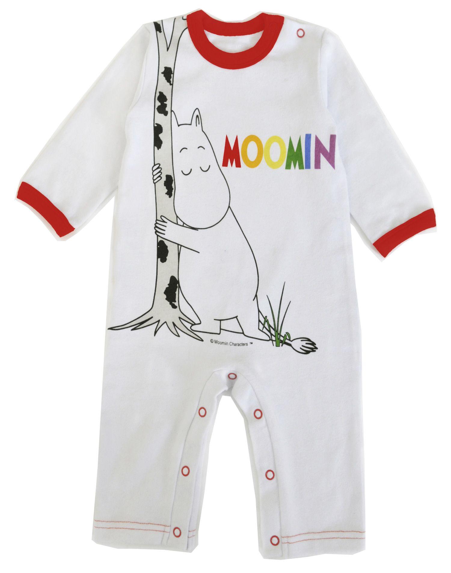 05b1767808b2 Moomin Baby Grow