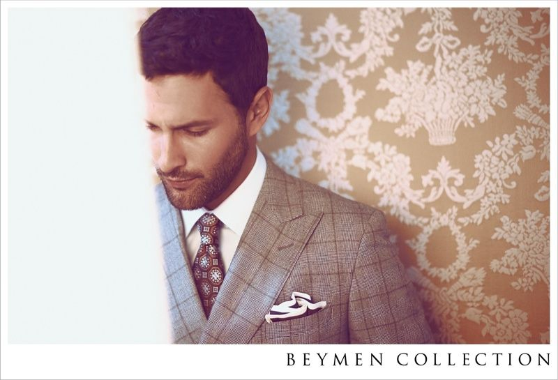 Noah Mills for Beymen Collection Fall/Winter 2013 Campaign