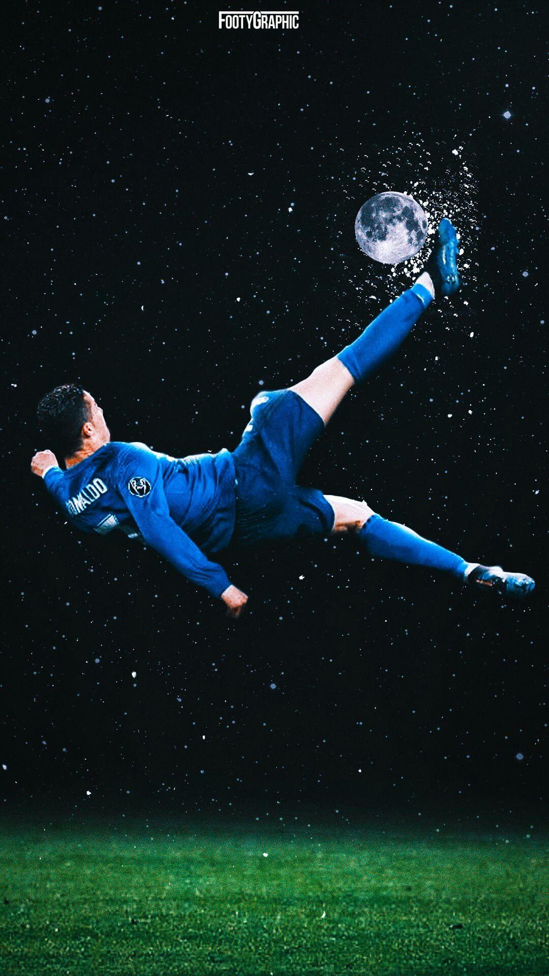Cristiano Ronaldo Hala Madrid y nada mas Futbol, Piłka