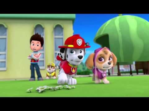Marshall (from PAW Patrol) in action (hall of fame