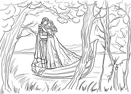 El Sue o de Julieta dibujo para