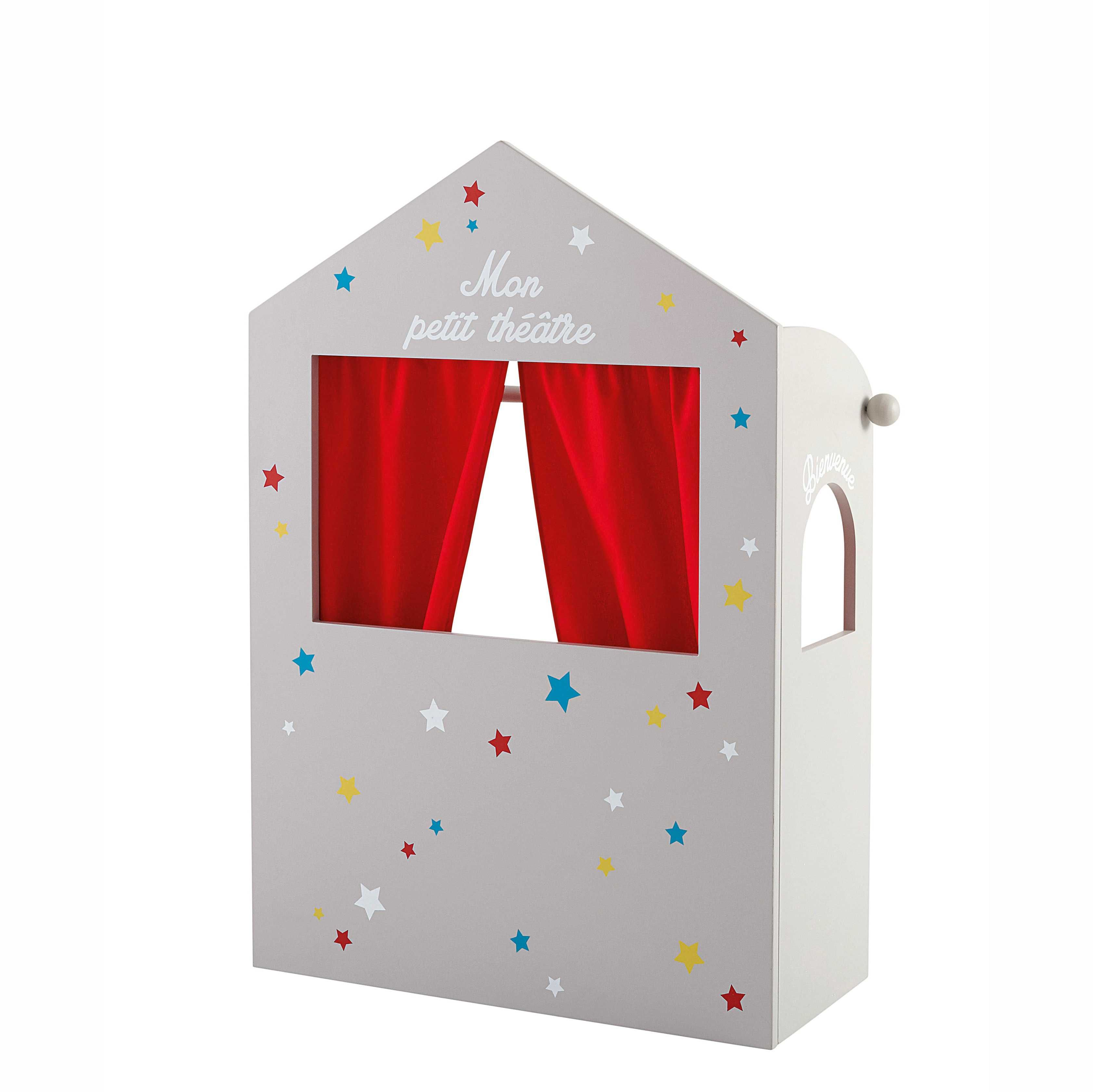 Theatre De Marionnettes Pour Enfants Star Puppet Theater Kids Puppet Theater Puppets