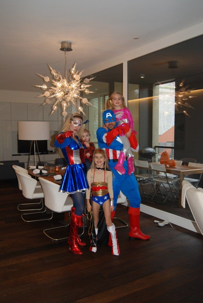 Family Style is Always a Treat | Super hero costumes ...