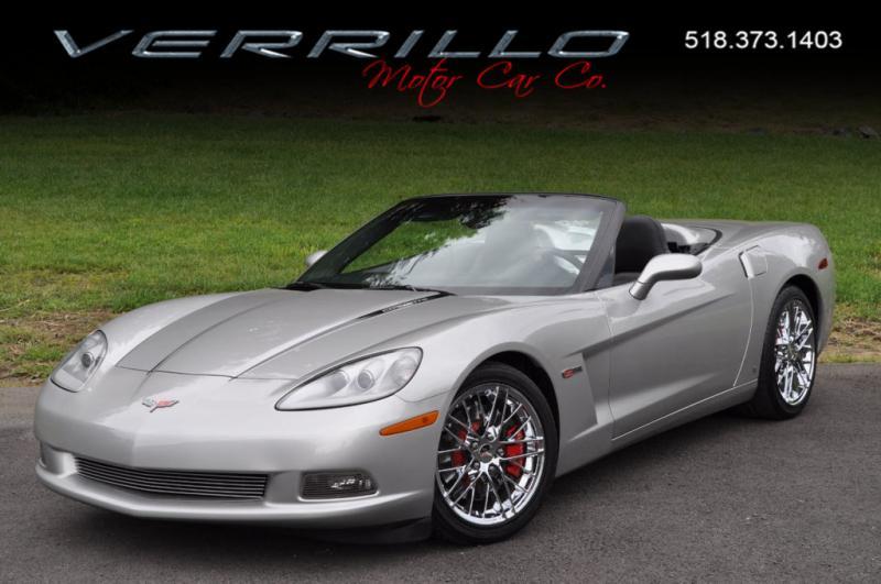 Silver Z51 3lt With Wheels Exhaust Corvette For Sale Corvette Convertible Corvette