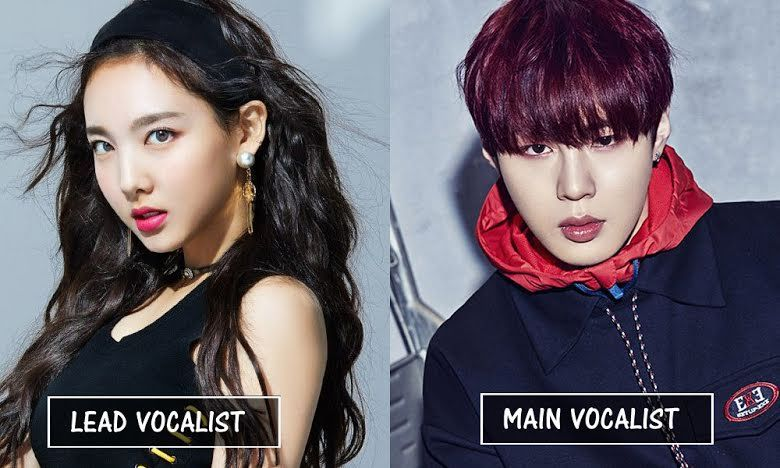 K Pop Positions Explained In 2020 Pop Group Kpop Vocalist