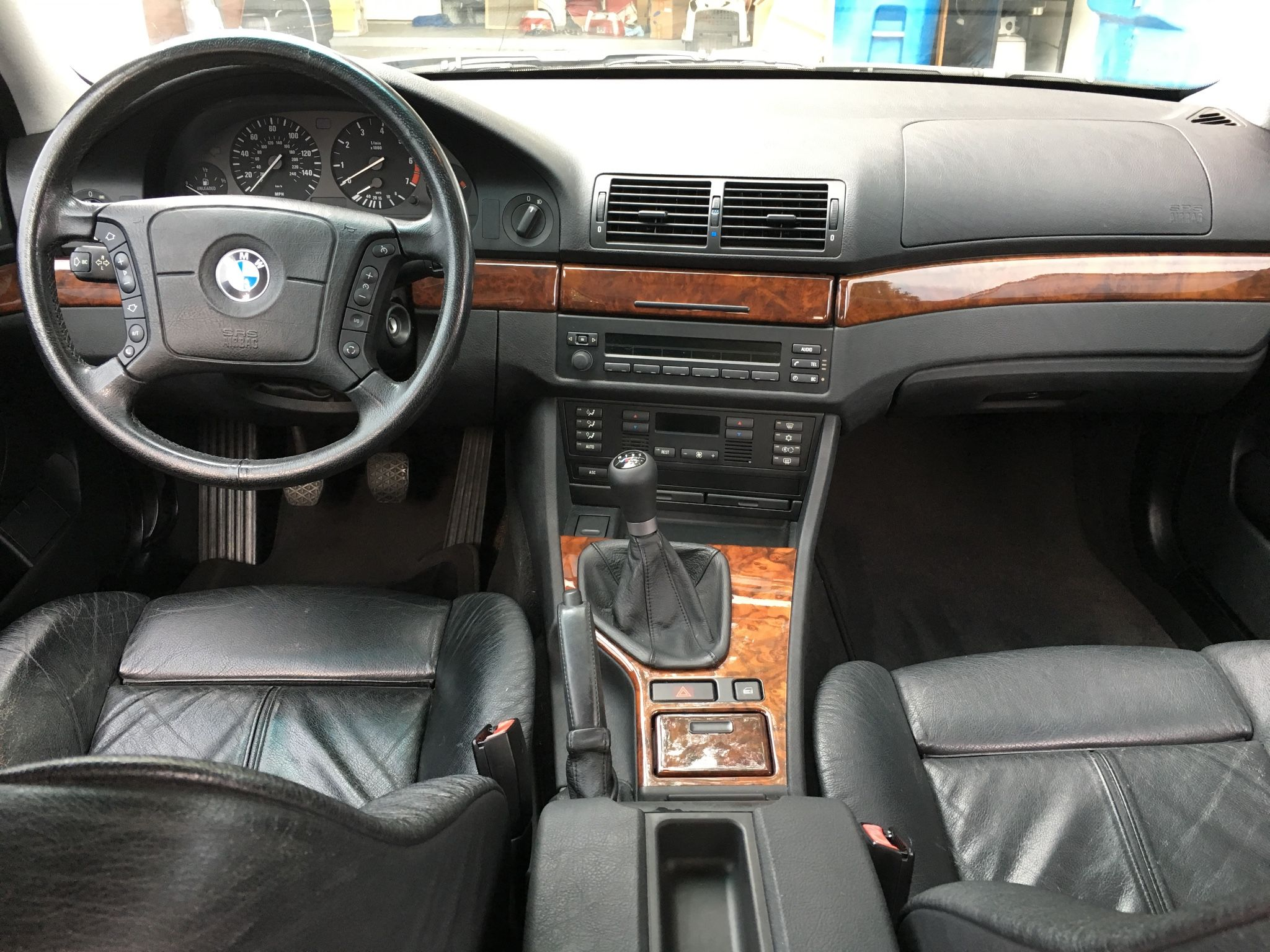 1998 BMW 540i Sport 6-Speed   BMW E39   Bmw 540, Bmw, Bmw e39