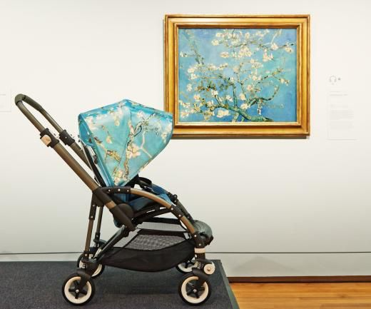 bugaboo kinder kunsterziehung mit dem bugaboo buggy vincent van gogh und kinderwagen. Black Bedroom Furniture Sets. Home Design Ideas