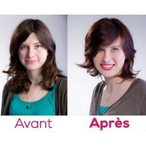 Relooking virtuel coiffure femme gratuit