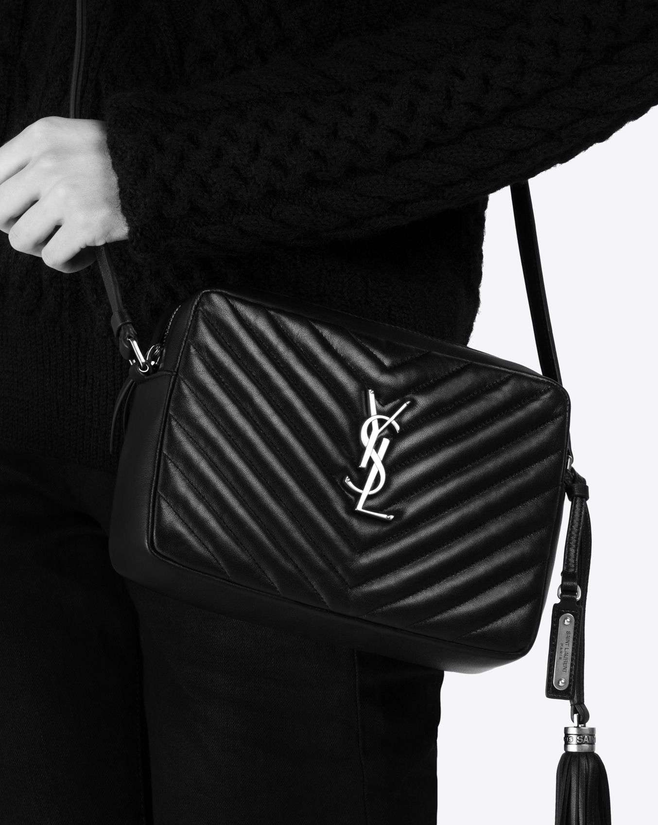 f70390d8f7b LOU camera bag in matelassé leather in 2019 | Bags & Adornment ...
