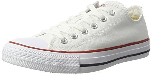 Converse Chucks OPTICAL WHITE CT AS OX Unisex Bianco