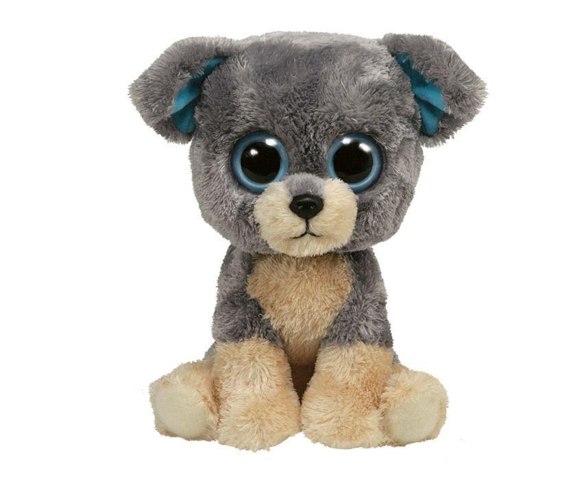 Tiger Ty Toy Ty Beanie Boos Glubschi Plueschtiere Scraps Hund 8