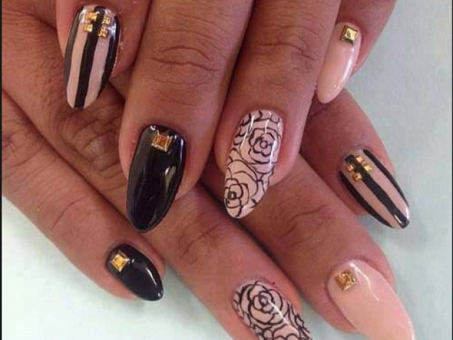 Sassy and Pretty Nail Designs You Must Have - Sassy And Pretty Nail Designs You Must Have Classy Nail Designs