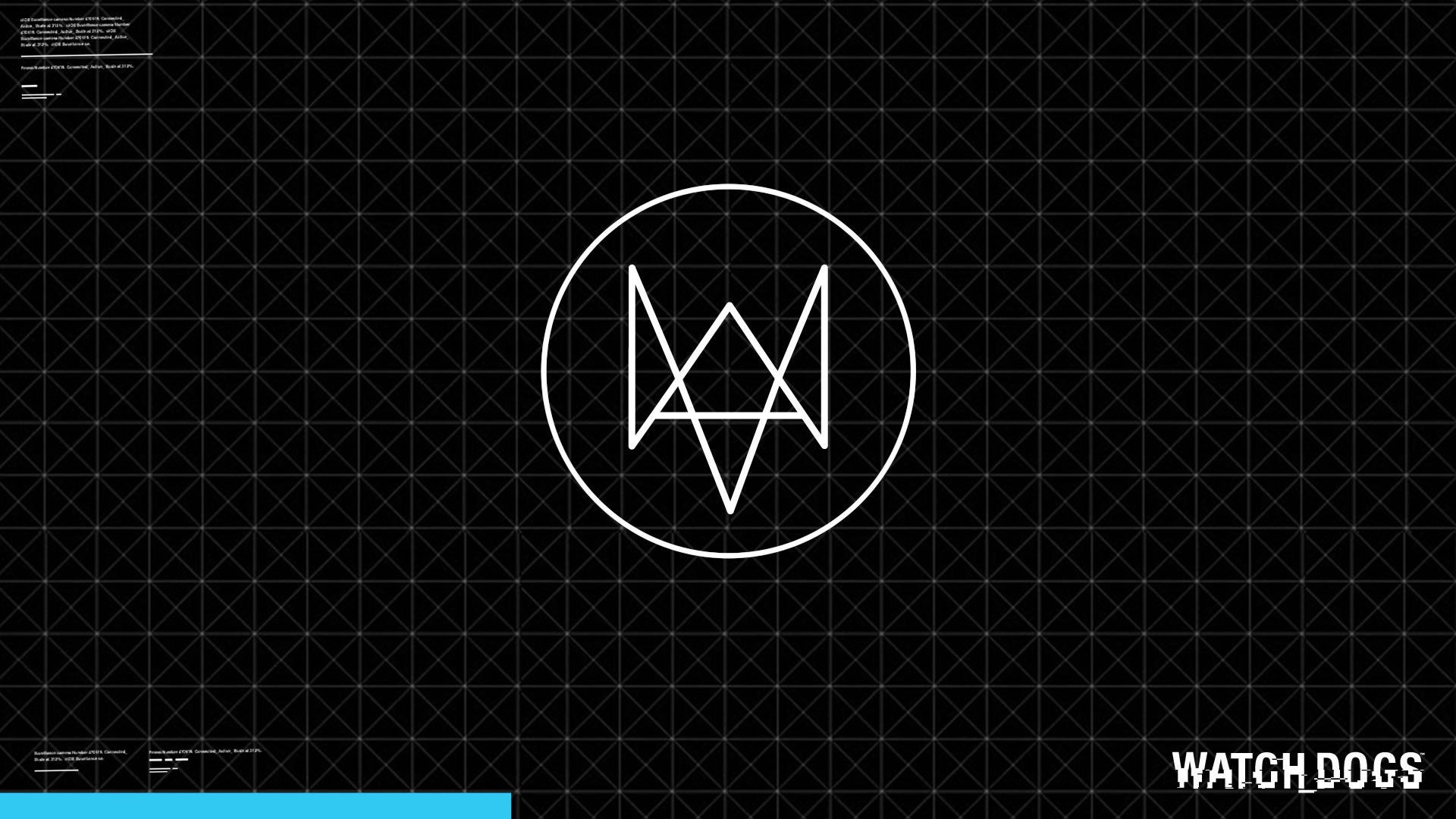 Watch Dogs Fox Logo Wallpapers Full Hd Sdeerwallpaper Fondos