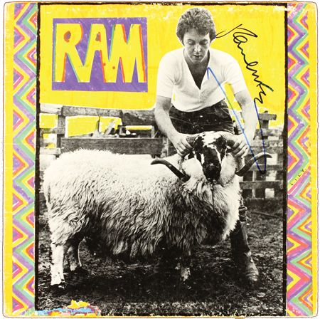 Image Result For Paul Mccartney Ram