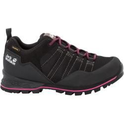 Photo of Jack Wolfskin Waterproof Women Hiking Shoes Scrambler Lite Texapore Low Women 41 Black Jack Wol