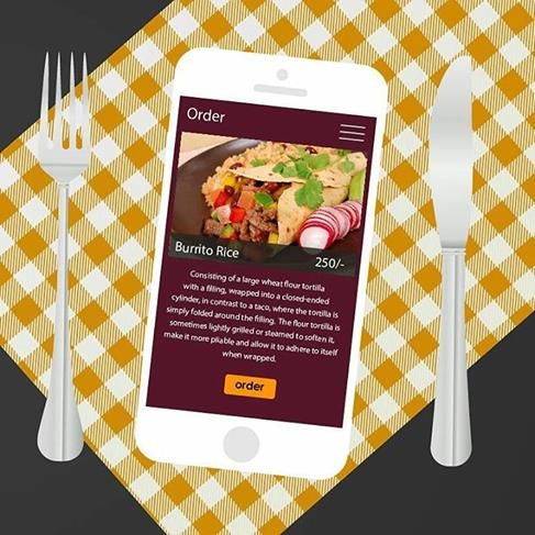make food ordering easier for your customers with creative food